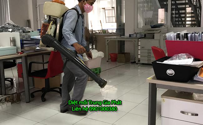 Dịch vụ diệt muỗi uy tín giá rẻ tại nhà